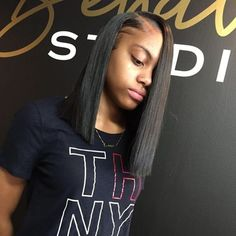 Side Part Weave All About Your Weave Pinterest Hair Styles