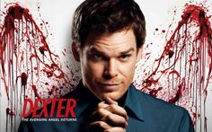 dexter television show - just love this show!