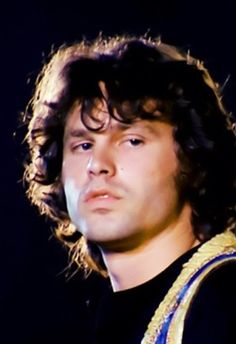 Jim Morrison {Hollywood Bowl 1968}