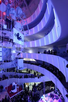 A Unique Musical Performance by MGMT at Guggenheim Museum