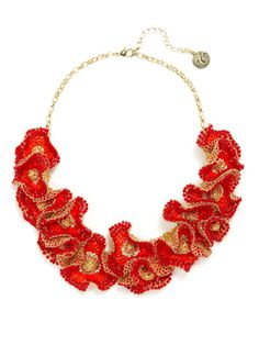 Hand-Beaded Jewelry by Lavish & More | Fashion Design Style