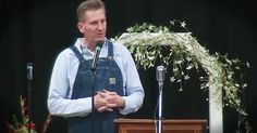 Rory and Joey Feek openly shared their story with the world as they walked in faith through Joey's battle with cancer. After Joey went home to be with the Lord, Rory gave this incredibly touching eulogy at a memorial service for his late wife. It's a testament to their love for each other but most o