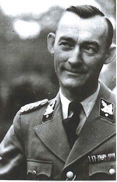 Erwin Friedrich Karl Rösener (2 February 1902 - 4 September 1946) was an SS-Obergruppenführer (General) who was responsible for mass executions of civilians in Slovenia in his capacity of ranking police general. After the war, he escaped to Austria but was eventually arrested by the British, who returned him to Yugoslavia. Rösener was tried, found guilty of war crimes, and was hanged for his troubles.