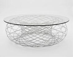 Villarceau Table by Philipp Aduatz