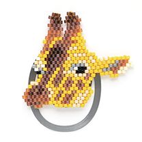 Shape-de-stitch kit to make in MIYUKI Delica beads