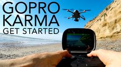 GoPro KARMA Drone Tutorial: How To Get Started - YouTube