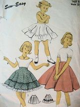 Petticoat  I bet my life that we owned this pattern!