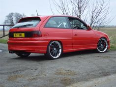 The Astra Mk3 Gallery (3 and 5 door only)