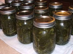 Canning Kale and Other Greens