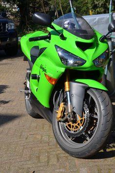 Kawasaki zx6r 05