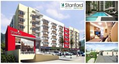Smart Living at Stanford Suites. The South Forbes mid-rise residential condominium is designed free from bulky columns that occupy space inside your unit. Smart modular design that allows you to combine 2 to 3 units. Modern technology fiber-optic connectivity for modern and high-tech lifestyle. Smart amenities like The Aquatrium soothing pool surrounded by lush landscape at the center of the building and The Sky Trail at the roof deck for safe jogging. Tagaytay, Home Technology, Roof Deck, Modular Design, Smart Design, Condominium, This Is Us, Multi Story Building, The Unit