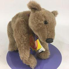 "Charleen Kinser Artist Bear James 28/250 LE 1996 Standing 16"" Forever Toy Tags  #CharleenKinser #AllOccasion"