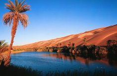 Umm-al-Maa, Libia