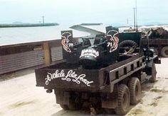 E/41st Gun Truck