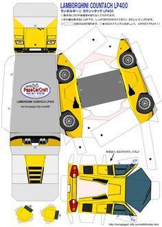 Chevrolet Paper Car Models | Papercraft de autos Deportivos - Taringa!