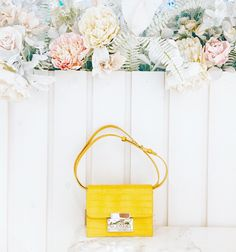 Bright yellow Saya nicely match with summertime. Now is available on our online store www.subellalondon