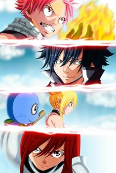 577 Best Fairy tail images in 2019 | Characters, Fairytale