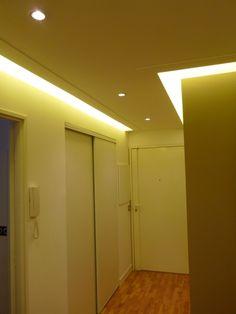 Quelle couleur mettre dans un long couloir d co - Couleur de peinture pour couloir sombre ...