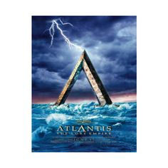 Atlantis the Lost Empire ❤ liked on Polyvore featuring home and home decor