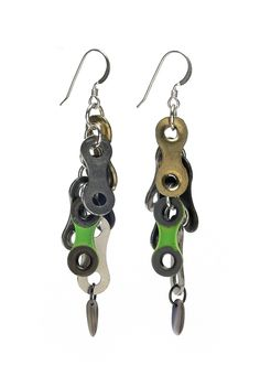 Jewelry made from recycled bike parts - Bead Style Magazine