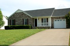3682 Marla Circle Clarksville, TN MLS 1571005~ Move In Ready!! Great Brick Front Ranch w/~ Hardwood Floors~ Cathedral Ceiling &Wood Burning Fireplace in Great Room~Formal Dining ~ Kitchen w/Eat-In~ Enormous Fenced In Backyard~ Storage Building in Backyard Stays~ Great Starter Home! Call me @931-561-1103 or visit my website www.betterhomesinclarksville,com