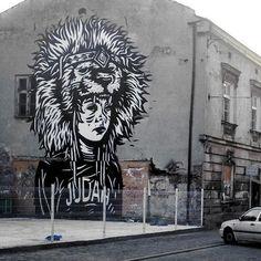 Pilpeled street artist -