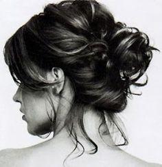 Easy Hairstyles For Short Hair: Easy Updos For Medium Hair