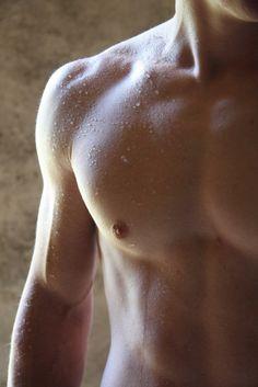 sweaty sweaty men...