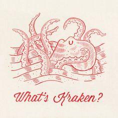 what's kraken.. haha :)