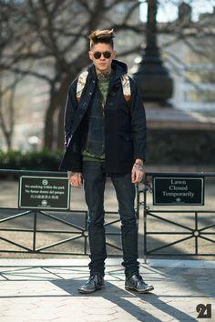male model street style - Google Search