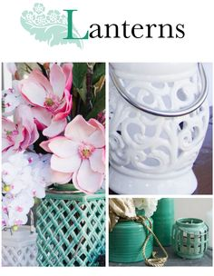 Lanterns Lanterns, Canning, Decor, Decoration, Home Canning, Lamps, Decorating, Lantern, Deco