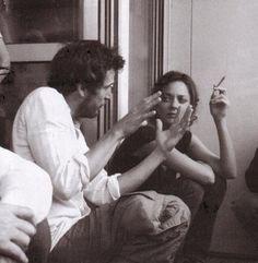 Guillaume Canet & Marion Cotillard