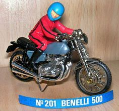 Benelli 500 by Guisval, 1979