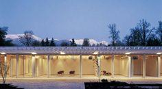Casa patio de diseño contemporáneo en Santiago de Chile