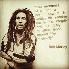 Bob Marley wise words
