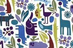 Los animales representaran la modulación en el diseño
