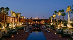Selman Luxury Hotel in Marrakech, Morocco | Selman Marrakech