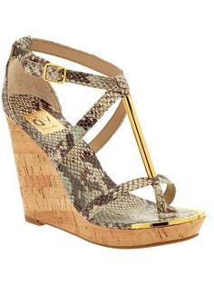 ahhh obsessed with these wedges!