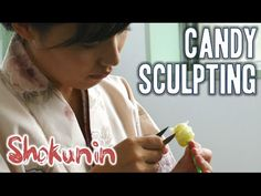 An Examination of Amezaiku, The Traditional Japanese Art of Candy Sculpting