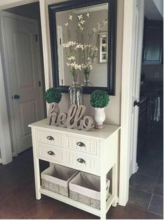 Loving the little green tree decor . Loving the little green tree decor . The post Table deocrations. Loving the little green tree decor . 2019 appeared first on Entryway Diy. Art Deco Decor, Diy Casa, Foyer Decorating, Decorating Ideas, Home And Deco, Home Living Room, Living Room Decor Above Tv, Home Projects, Home Remodeling