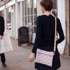 Mum On The Run Changing Bag | Pink Lining