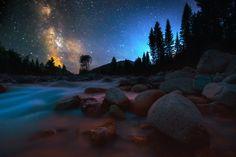 Multa River by Evgeniy Zaytsev on 500px