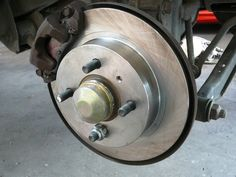 necessity for replacing the #brakediscs