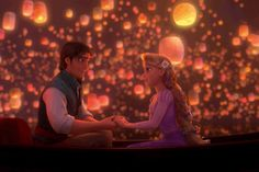 Some truths are universal: The sun sets in the West, dessert is always a good thing, and Tangled is a wonderful film. We've complied a list of facts that every single person who's ever seen and loved Tangled should be able to understand (and agree with).