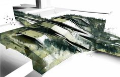Ecological Infrastructure - Thesis 2013 | Sean Campbell | Archinect