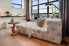 Brooklyn Heights Condominium by Lo Chen Design