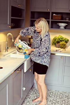 Invigning av köket!   Jennie Hammar