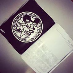 ARTMAUS MADMAUS in @schonmagazine plus interview! #madmaus #artmaus #schonmagazine #christopherleesauve #popcultclub #illustration #art www.christopherleesauve.com