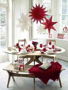 1000 images about australian outdoor christmas on - Modern christmas table settings ideas ...