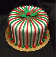 http://cakepicturegallery.com/d/17300-1/White+Christmas+red+and+green+cake+decor.PNG